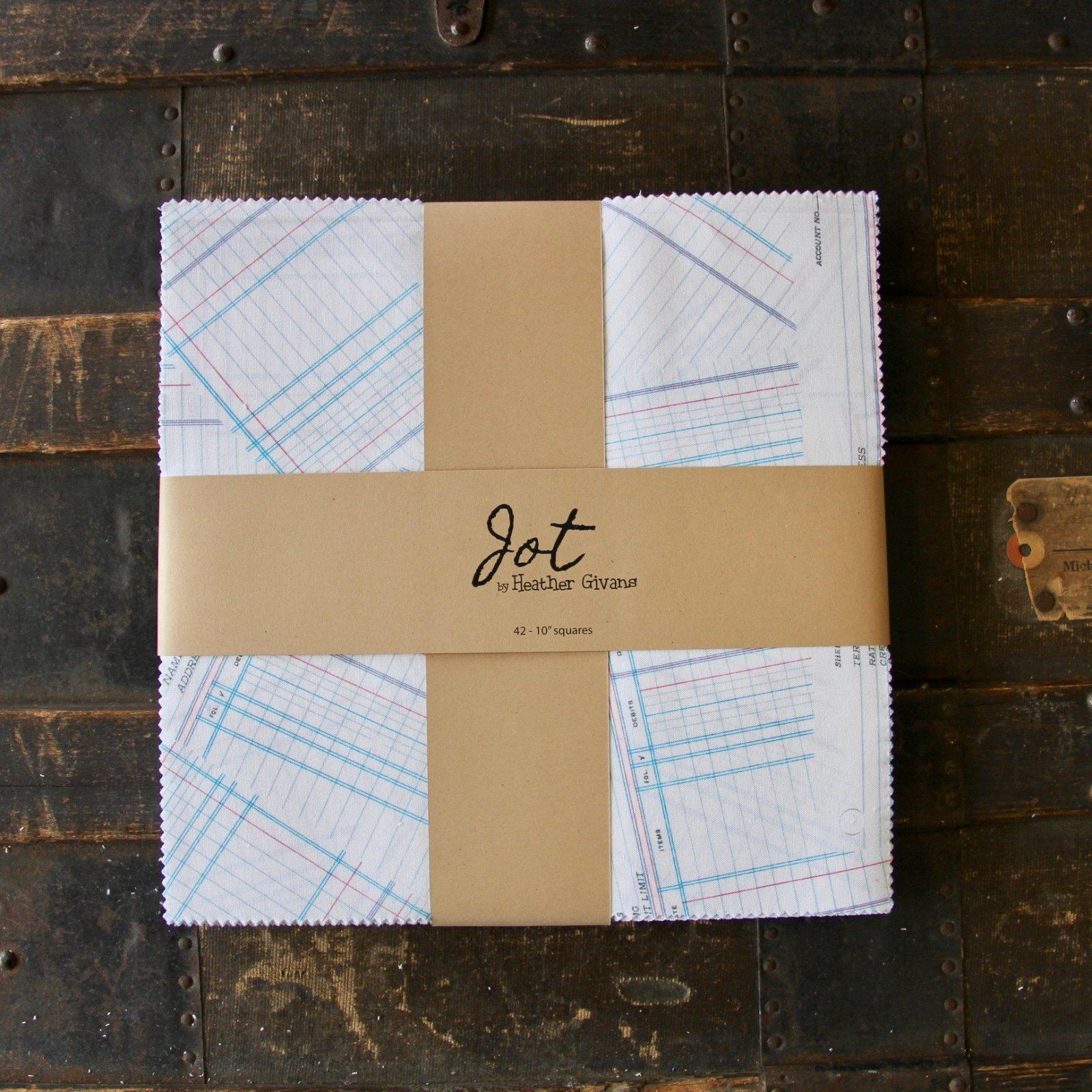 Jot Cake - (42) 10 squares