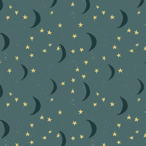 Art Gallery Fabrics (AGF) Lambkin - Keeping Watch (Dim)