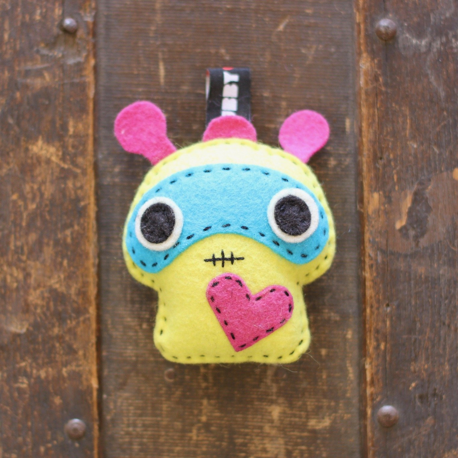 TubbyWubby Stitch & Stuff Critter Kit - Kyla-Byte the Robot