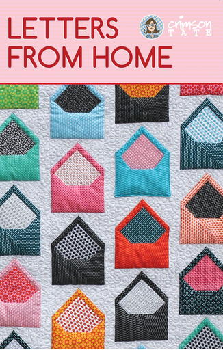 letters from home quilt pattern