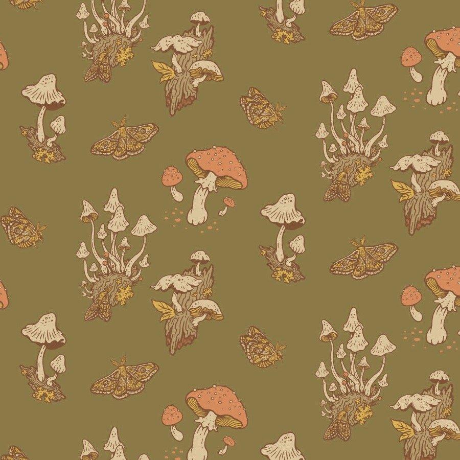 Mustard Beetle The Wild Coast - Mushrooms (Mossy)
