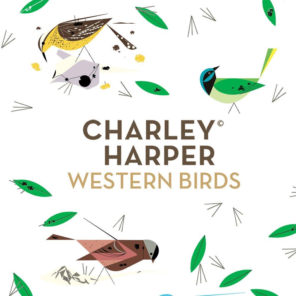 Coming Soon! Charley Harper Western Birds