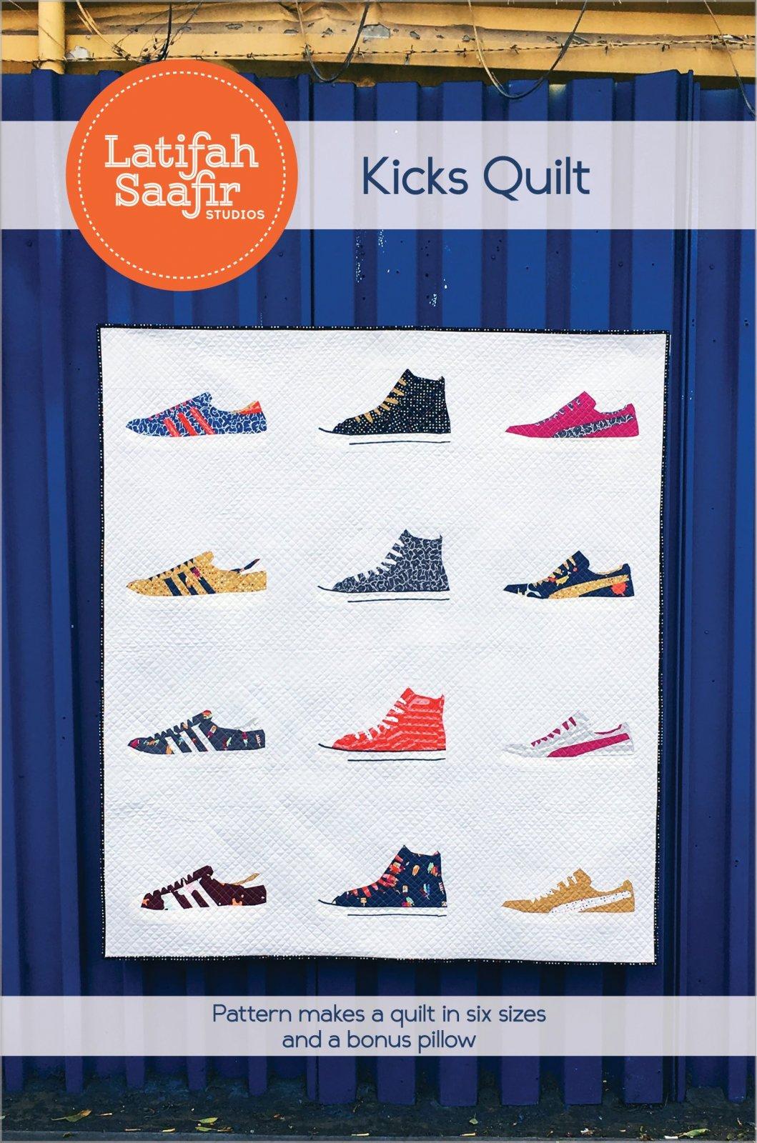 Kicks Quilt Pattern