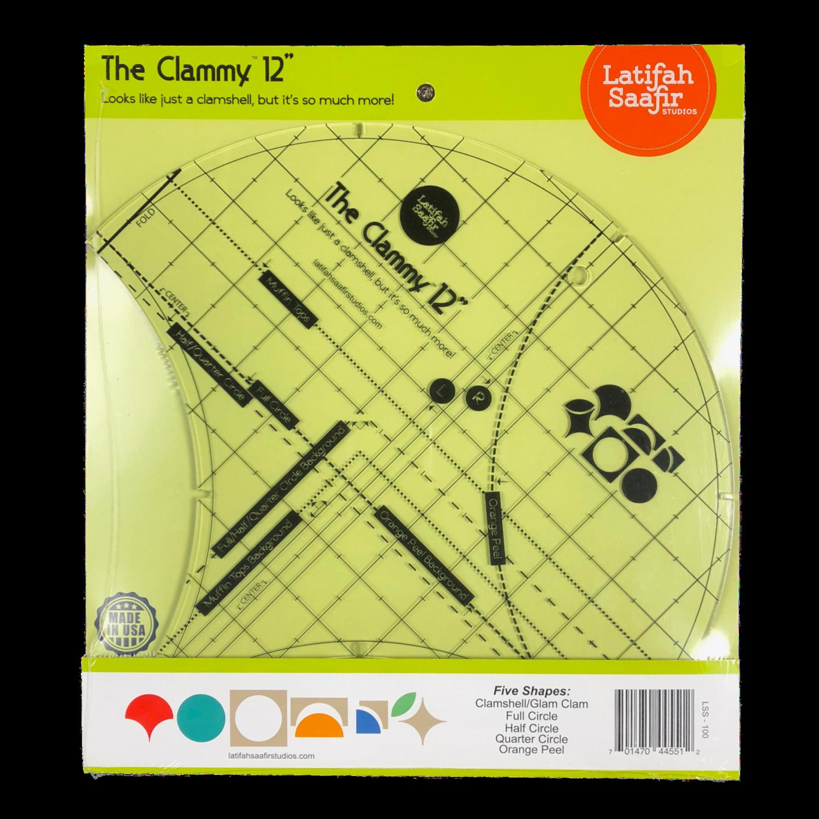 The Clammy 12