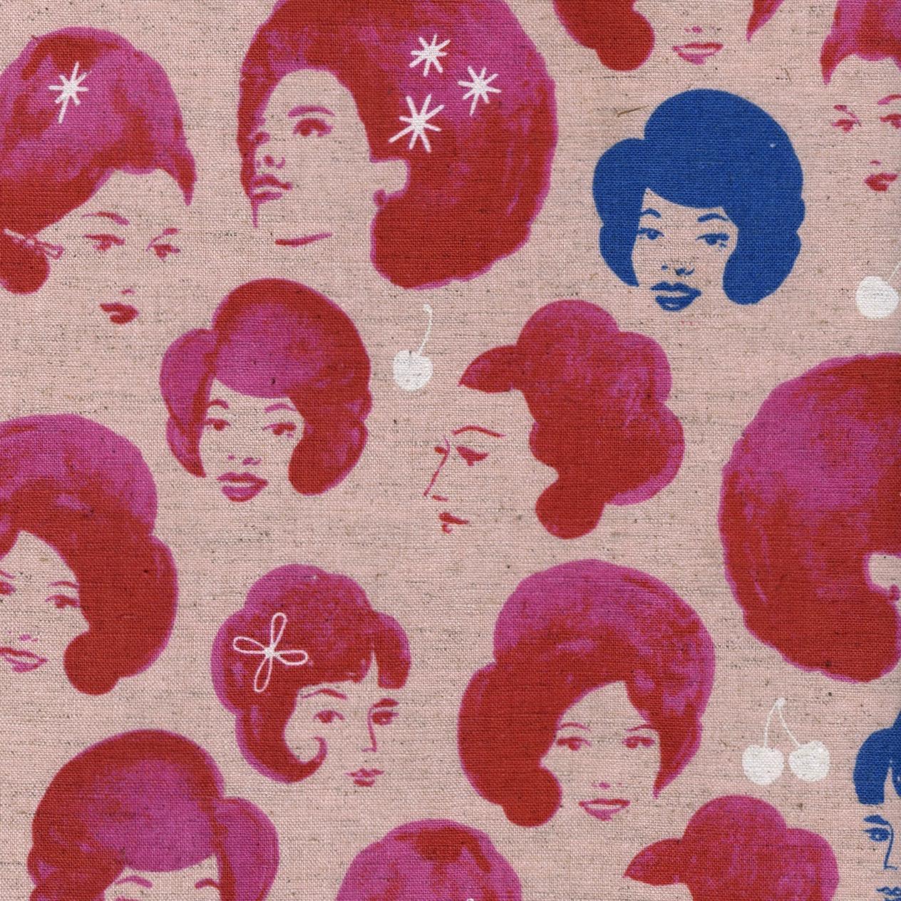 Melody Miller Fruit Dots - Dottie's Friend (Pink)