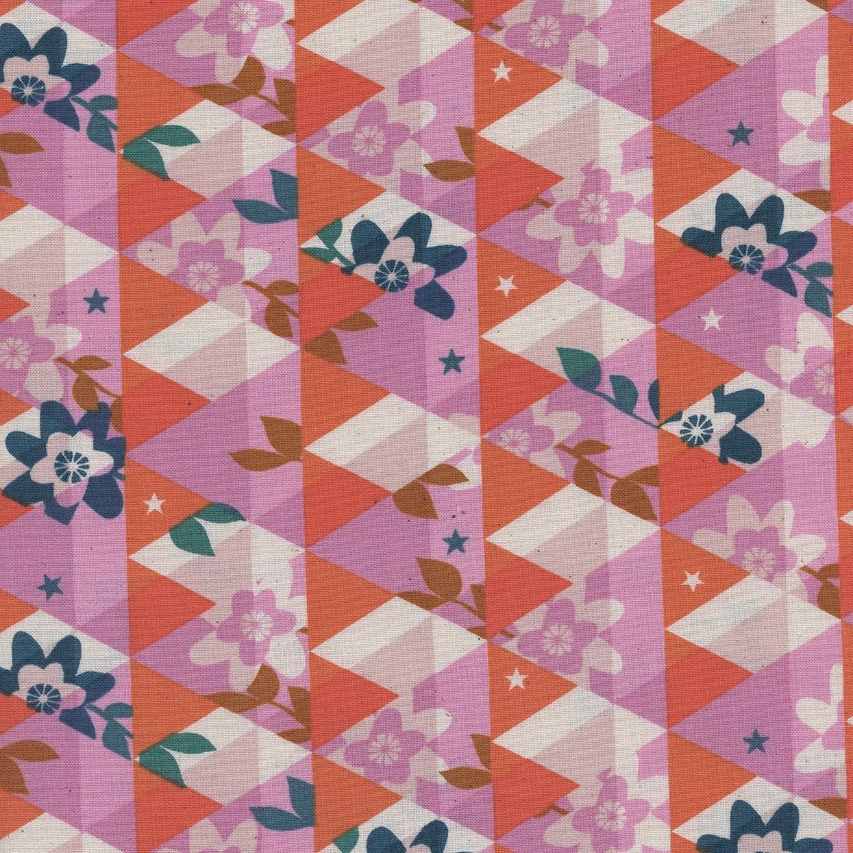 Melody Miller Flutter - Kaleidoscope (Orange)