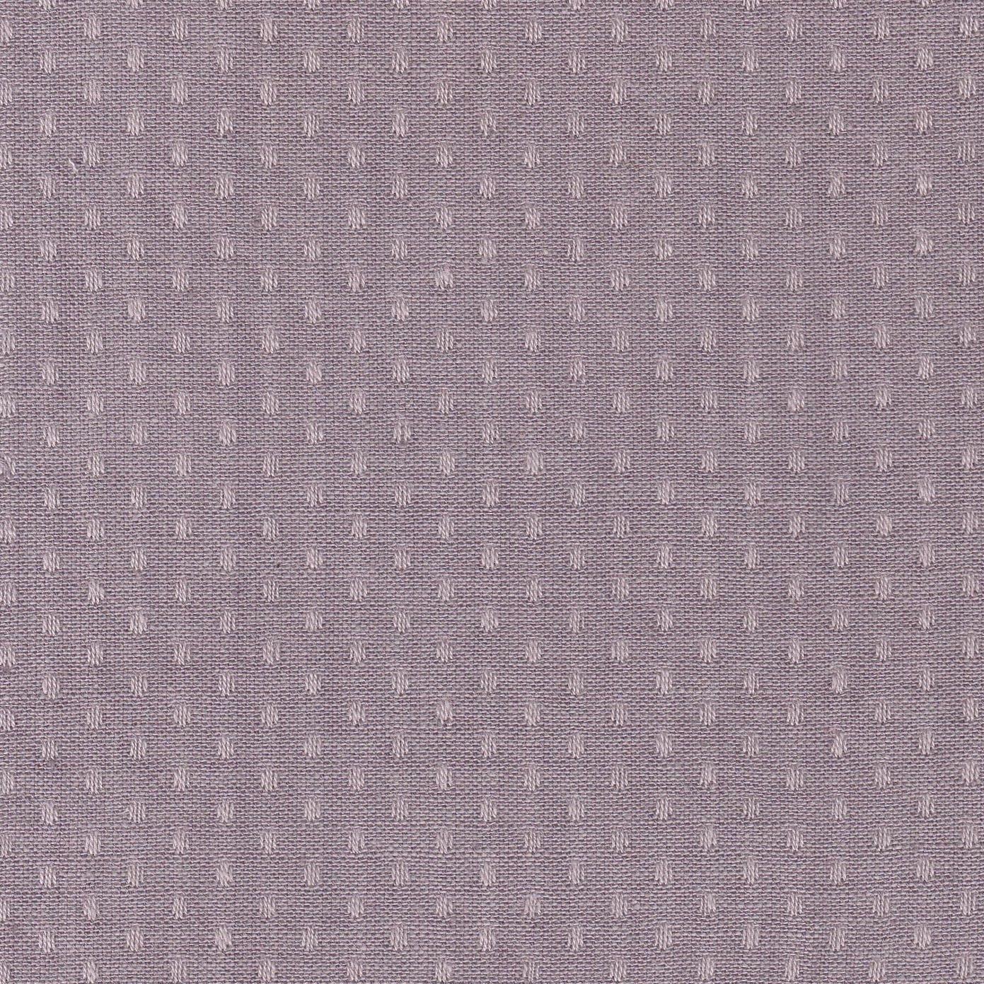 Diamond Textiles Manchester - Pluses and Crosses (Light Plum)