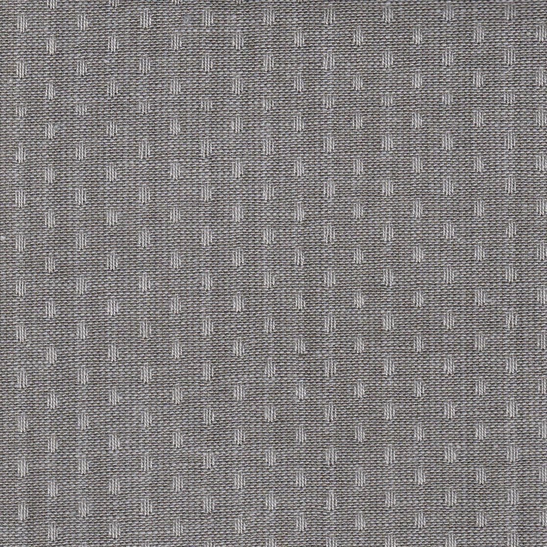 Diamond Textiles Manchester - Pluses and Crosses (Grey)