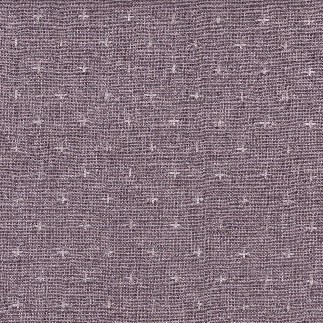 Diamond Textiles Manchester - Pluses and Crosses (Lavender)