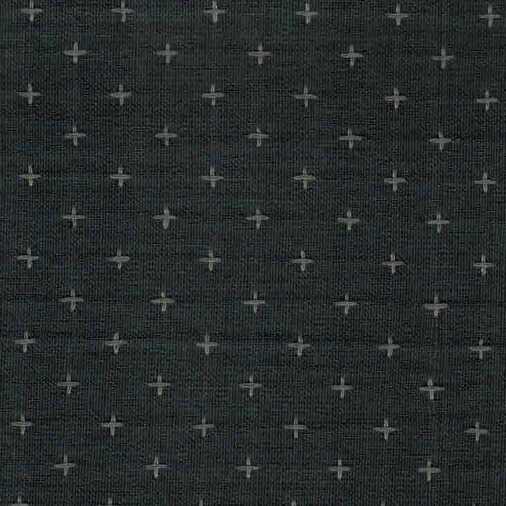 Diamond Textiles Manchester - Pluses and Crosses (French Grey)