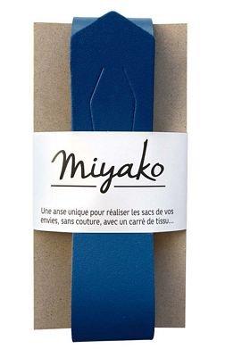 Miyako Bag Handle (Blue)