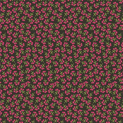 Art Gallery Fabrics (AGF) Open Heart - Sweet Floret (Cerise)