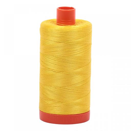 Aurifil 50 WT Cotton (Canary)
