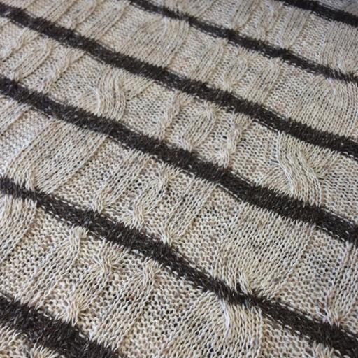 Hokkoh Cable Knit (Oatmeal)