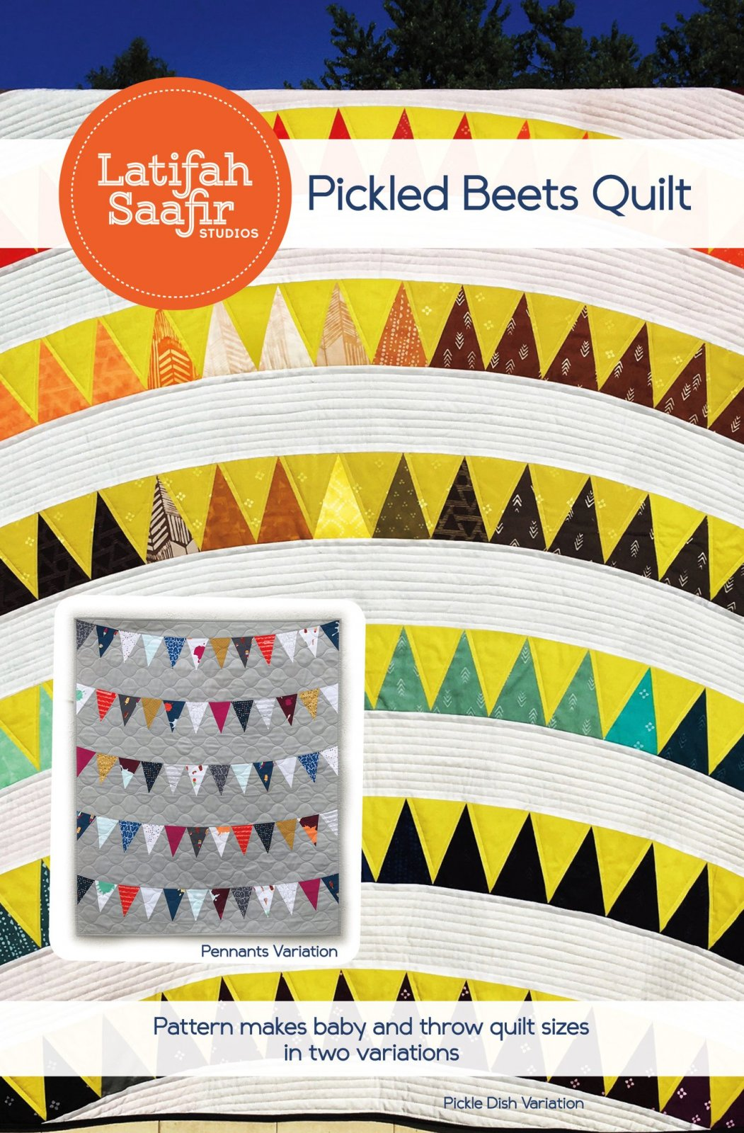 Pickled Beets Quilt Pattern