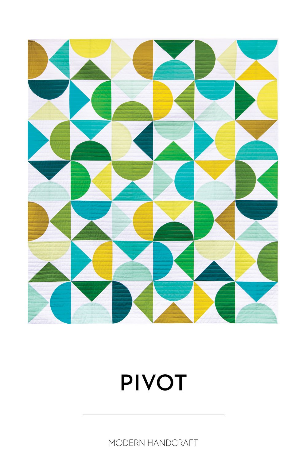 Pivot Quilt Pattern