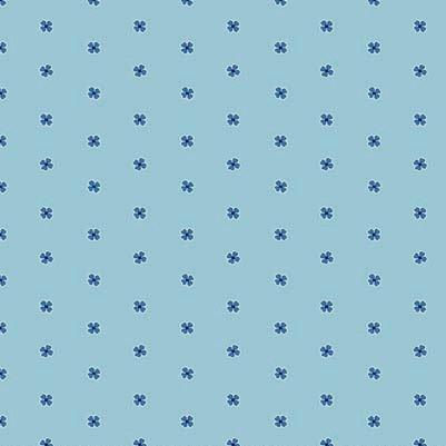 Denyse Schmidt Ludlow - Sparse Floral (Forget Me Not)