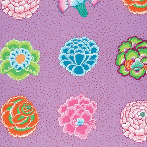 Kaffe Fassett Collective - Corsage (Lavender)