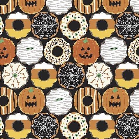 Maude Asbury Boolicious - Creepy Crullers (Black)