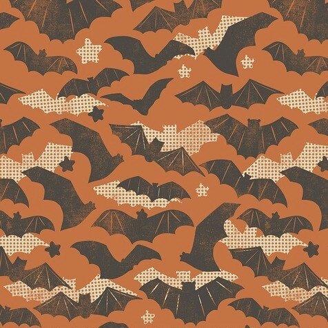 Maude Asbury Spooktacular - Gone Batty (Orange)