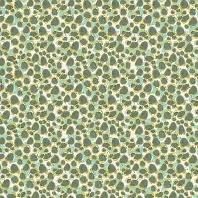 Tina Givens Piecemeal - Spotty (Aqua)