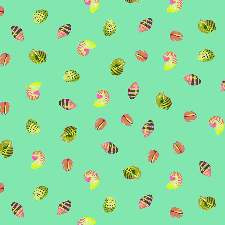 Tula Pink Zuma - Sea Shells (Seaglass)