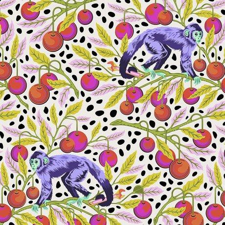 Tula Pink Monkey Wrench - Monkey Wrench (Mango)