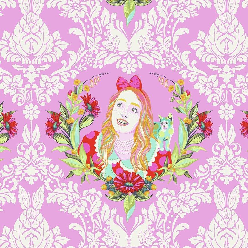 Tula Pink Curiouser and Curiouser - Alice (Wonder)