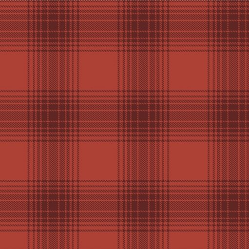 Primo Plaid - Mix and Mingle (Red)