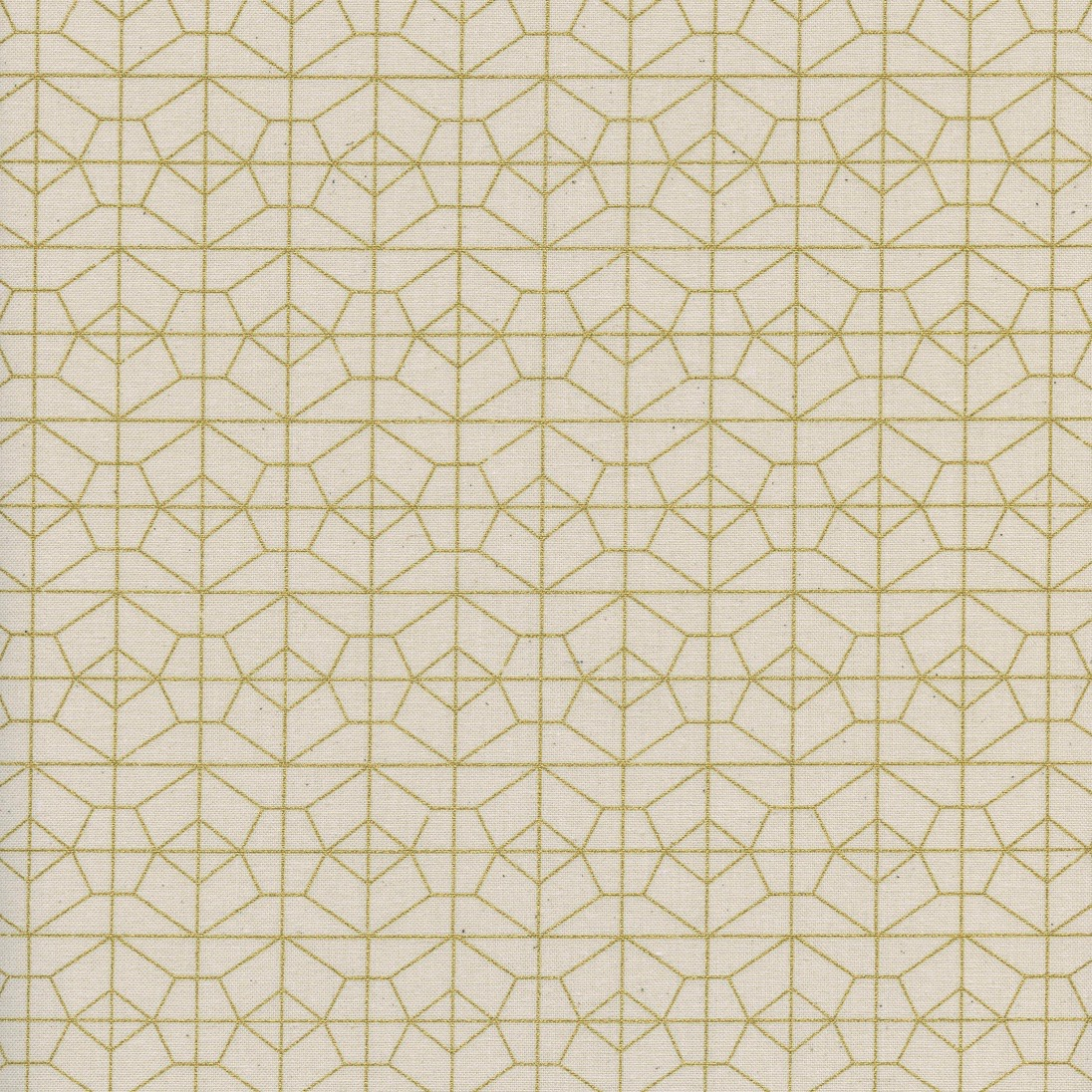 Rashida Coleman-Hale Akoma - Geo Grid (Natural Metallic)
