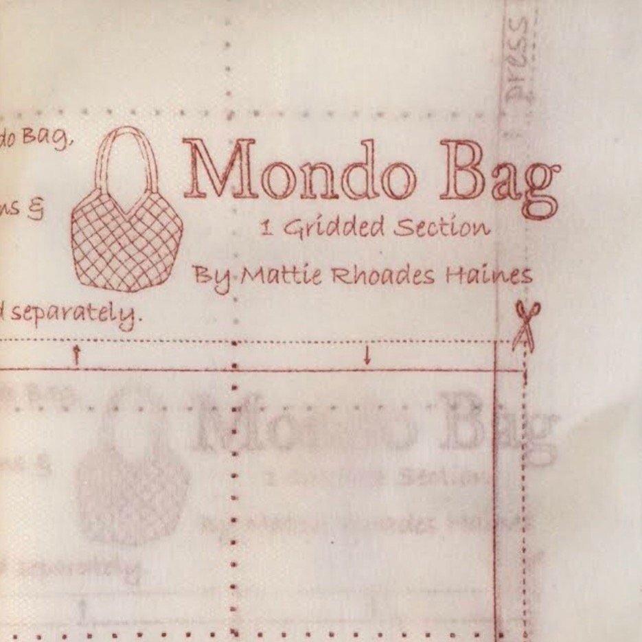 Mondo Bag Refill Panel
