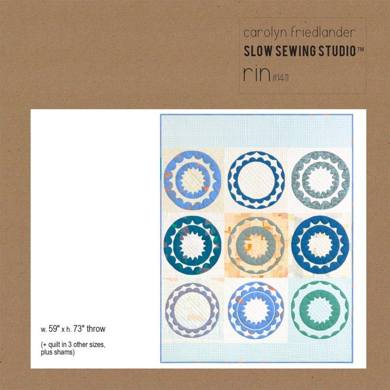 Rin Quilt Pattern
