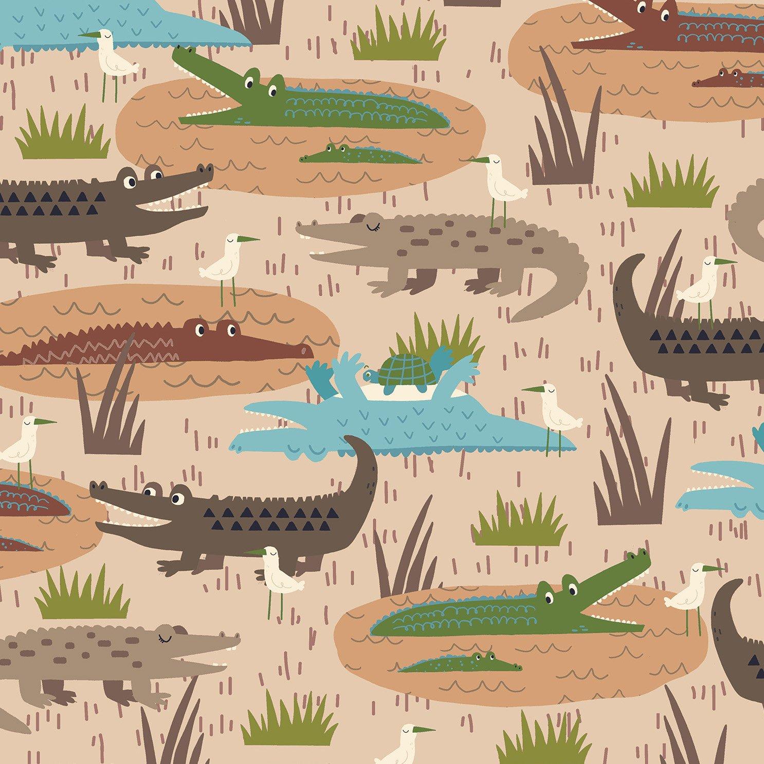 RJR Studio Adventure - Gators (Larch)