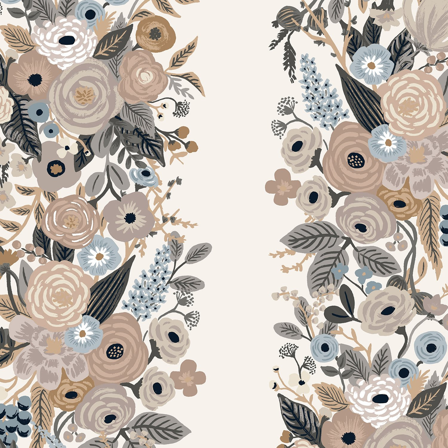 Rifle Paper Co Garden Party - Vines (Brown)