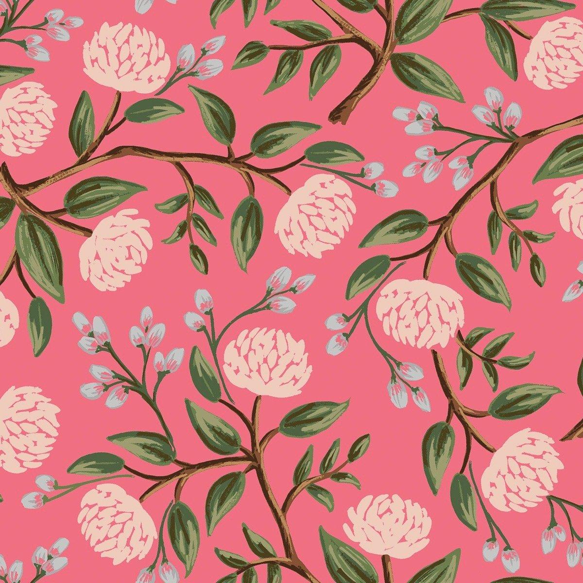 Rifle Paper Wildwood - Peonies (Pink)