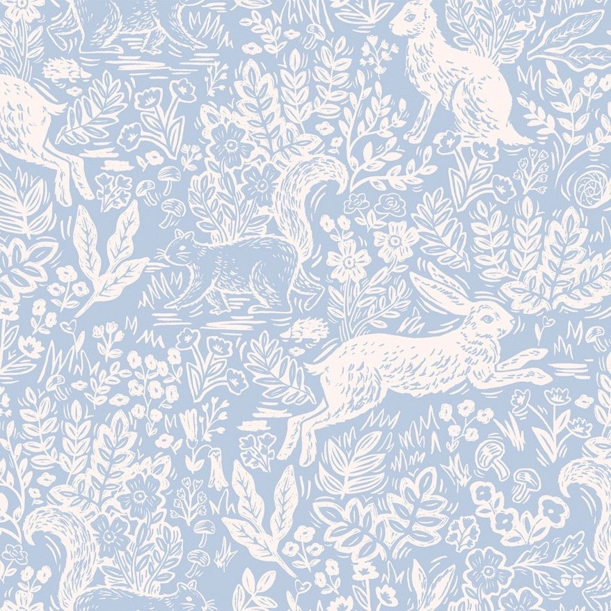Rifle Paper Wildwood - Fable (Blue)