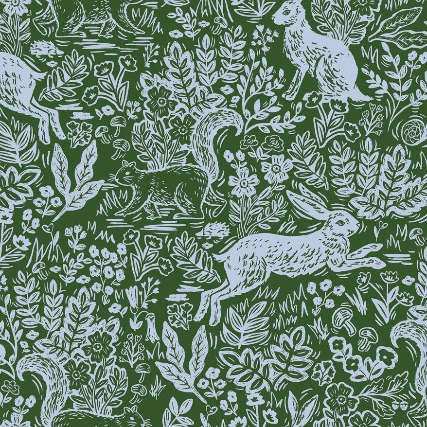 Rifle Paper Wildwood - Fable (Green)