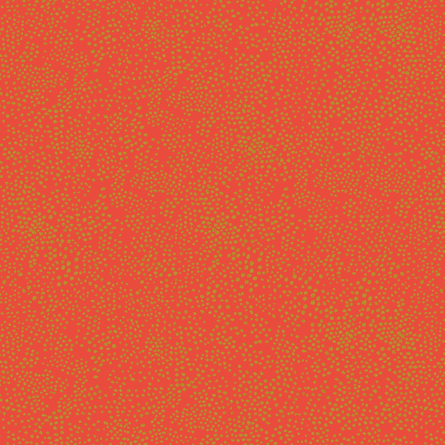 Rifle Paper Holiday Classics - Menagerie Champagne Metallic (Red)