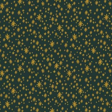 Rifle Paper Holiday Classics - Starry Night Metallic (Evergreen)