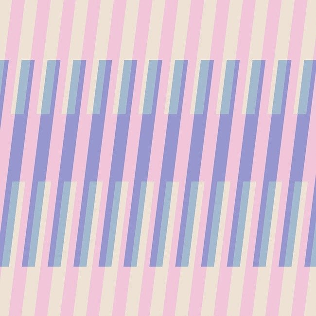 Melody Miller Clementine  - Fun Straws (Peony)