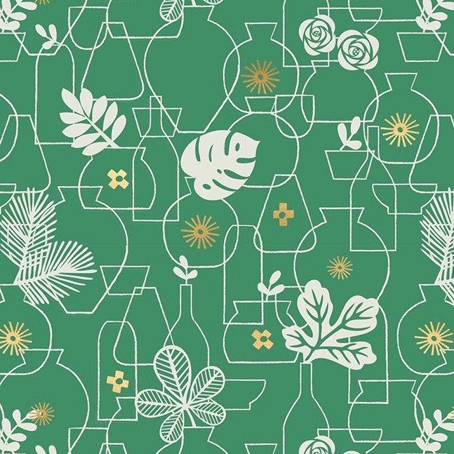 Rashida Coleman-Hale Whatnot - Potted (Emerald Green)