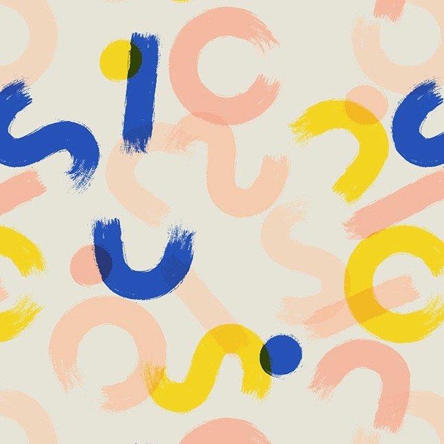 Rashida Coleman-Hale Whatnot - Brushwork (Shell)