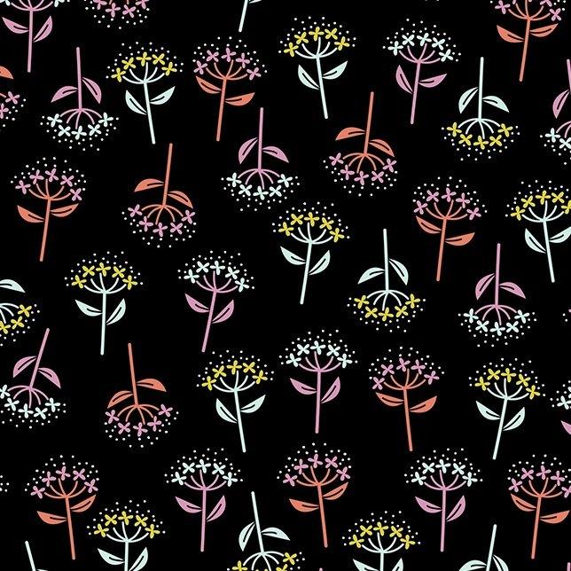 Rashida Coleman-Hale Adorn - Bloom (Black)