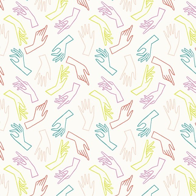 Rashida Coleman-Hale Adorn - Gestures (Cream Soda)