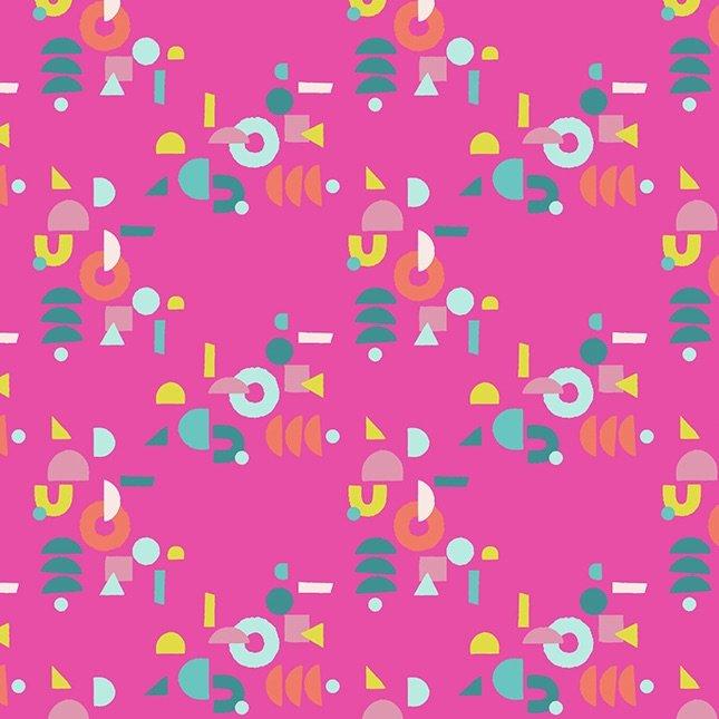 Rashida Coleman-Hale Adorn - Puzzling (Berry)