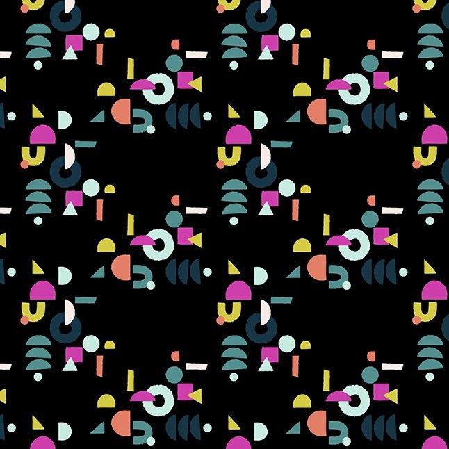Rashida Coleman-Hale Adorn - Puzzling (Black)