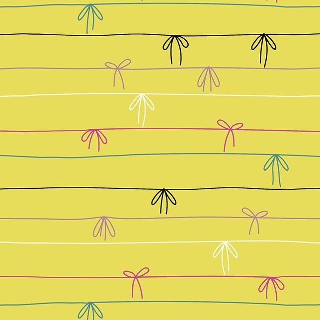 Rashida Coleman-Hale Adorn - Tied Up (Citron)
