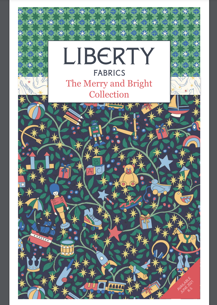 Coming Soon! Liberty's Merry and Bright