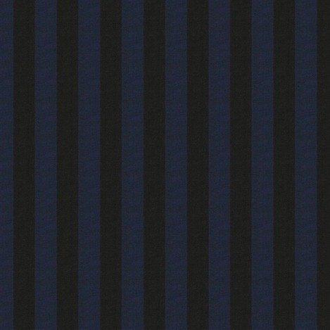 Kaffe Fassett Shot Cotton - Wide Stripe (Ink)