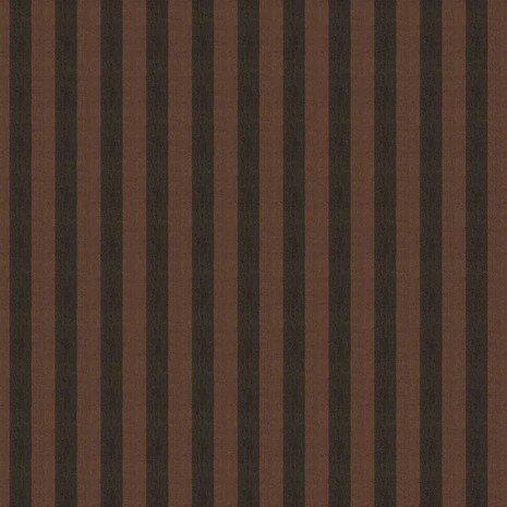 Kaffe Fassett Shot Cotton - Narrow Stripe (Cocoa)